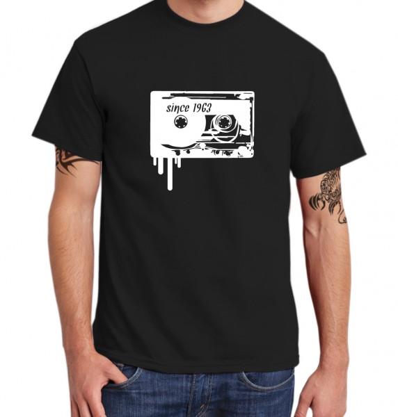 ::: OLDSCHOOL ::: Grafikdesign Shirt made with Love ::: Herren