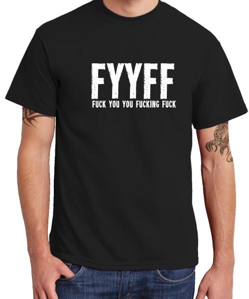 -- FYYFF -- Boys T-Shirt