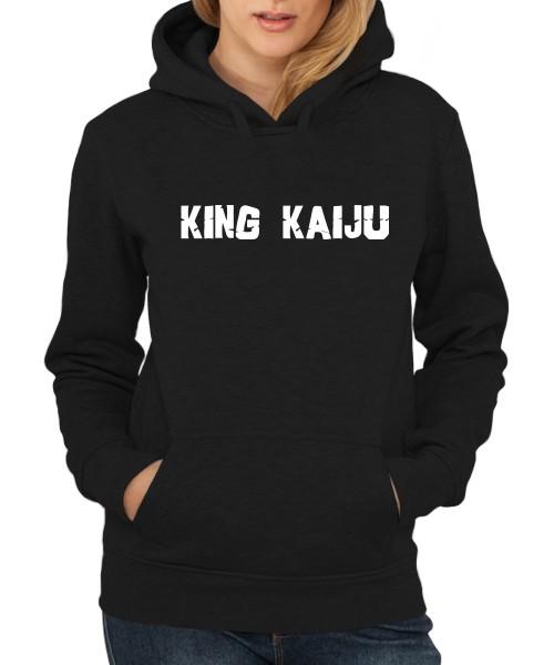 -- King Kaiju -- Girls Kapuzenpullover