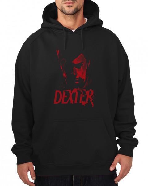 -- Dexter Face -- Boys Kapuzenpullover