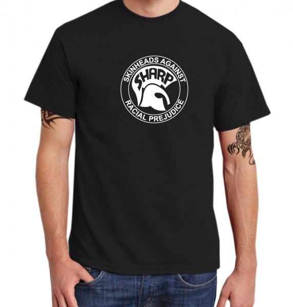 -- Sharp - Skinheads Against Racial Prejudice -- Boys Shirt