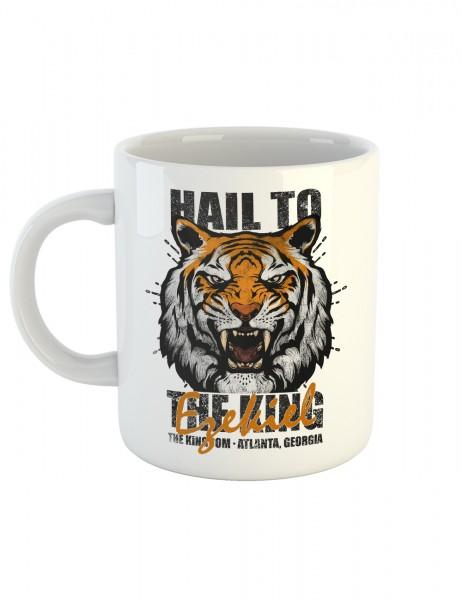 clothinx Kaffeetasse mit Aufdruck Hail Shiva