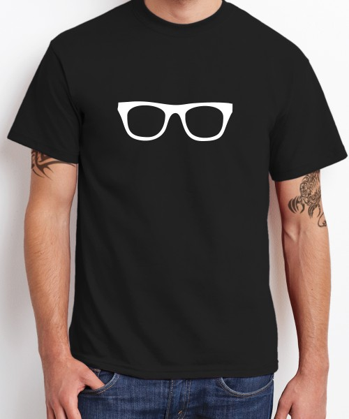 -- Brille -- Boys T-Shirt