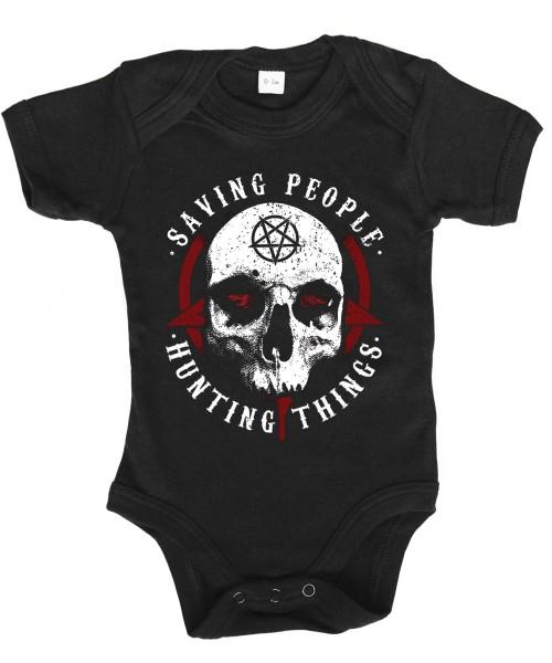 -- Saving People and Hunting Things -- Babybody
