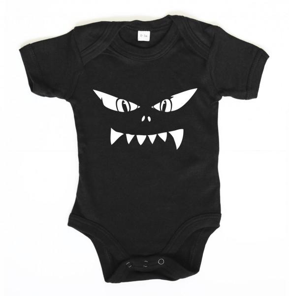 ::: GRUSELMONSTER ::: Baby Body für Mädchen & Jungen