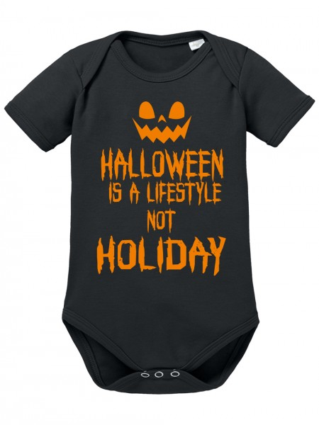 clothinx Baby Body Bio Halloween Is A Lifestyle Not A Holiday