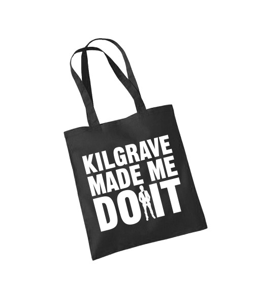 -- Kilgrave Made Me Do It -- Baumwolltasche