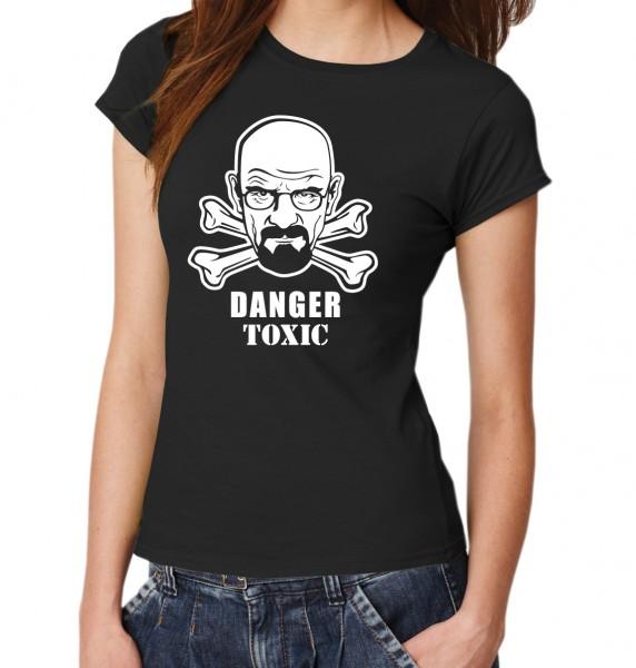 ::: DANGER TOXIC ::: T-Shirt Damen