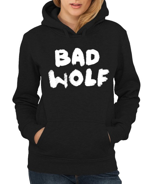 -- BAD WOLF -- Girls Kapuzenpullover