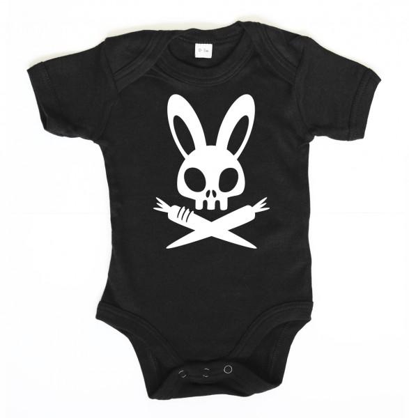 ::: BAD BUNNY ::: Baby Body für Mädchen & Jungen