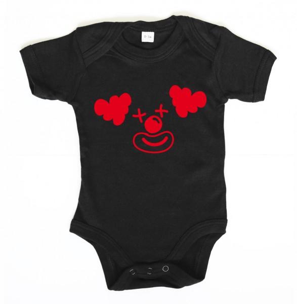 ::: CLOWN ::: Baby Body für Mädchen & Jungen
