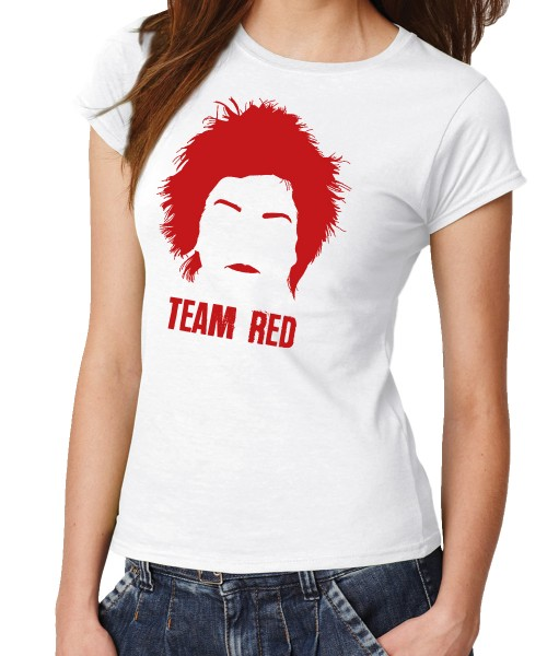 -- OITNB – Team Red -- Girls T-Shirt