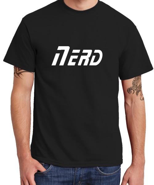 -- Nerd -- Boys T-Shirt