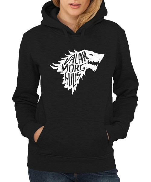 -- GoT - Valar Morghulis -- Girls Kapuzenpullover