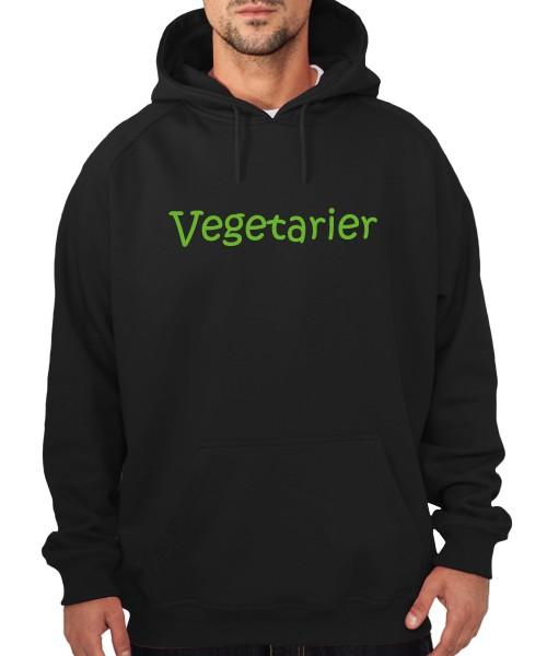 -- Vegetarier -- Boys Kapuzenpullover