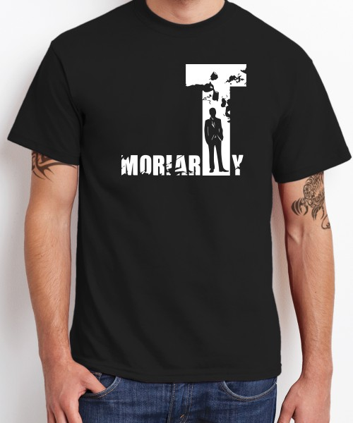 --Moriarty -- Boys T-Shirt
