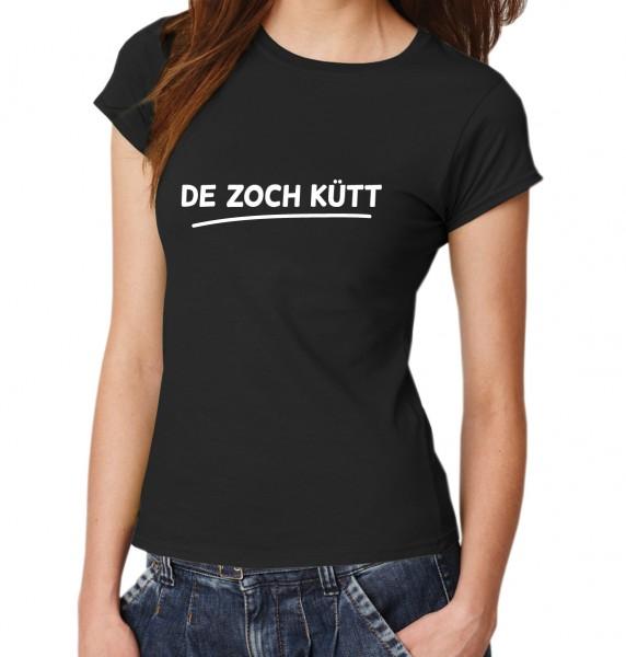 ::: DE ZOCH KÜTT ::: T-Shirt Damen