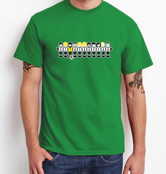 ::: DREAMTEAM ::: Grafikdesign Shirt made with Love ::: Herren