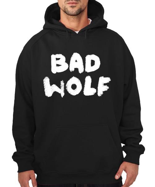 -- BAD WOLF -- Boys Kapuzenpullover