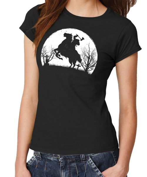 -- Headless Horseman -- Girls T-Shirt