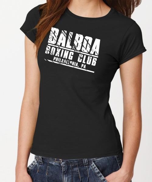 -- Balboa Boxing Club -- Girls T-Shirt