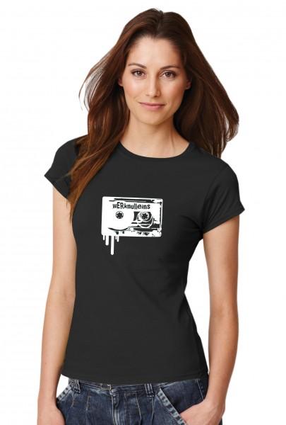::: OLDSCHOOL ::: Grafikdesign Shirt made with Love ::: Damen