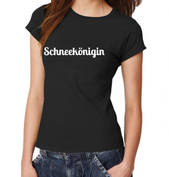 ::: SCHNEEKÖNIGIN ::: T-Shirt Damen