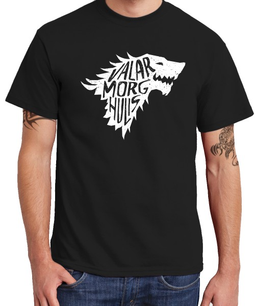 -- GoT - Valar Morghulis -- Boys T-Shirt