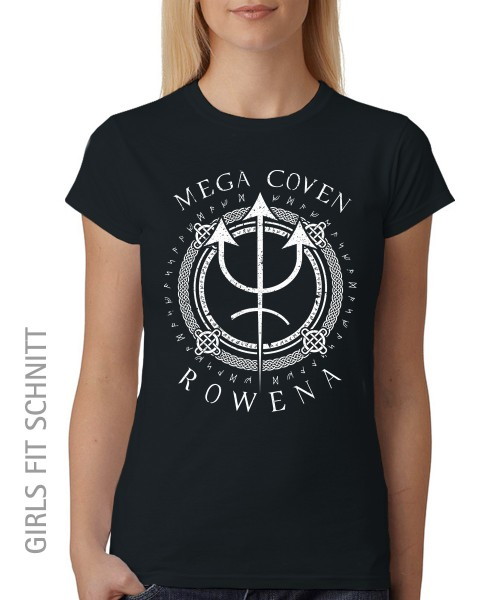 -- Rowenas Mega Coven -- Girls T-Shirt auch im Unisex Schnitt