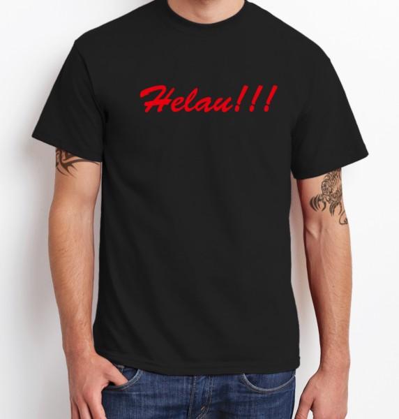 -- Helau!!! -- Boys T-Shirt