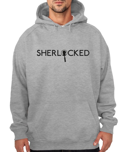 -- Sherlock Profile -- Boys Kapuzenpullover