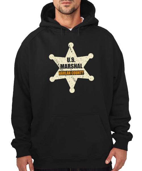 -- Harlan County Marshal -- Boys Kapuzenpullover