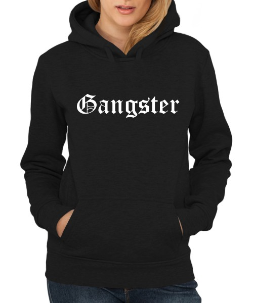 -- Gangster -- Girls Kapuzenpullover
