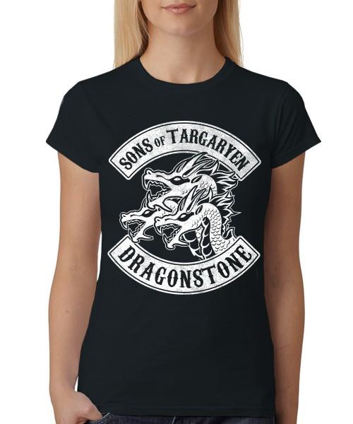 -- Sons of Targaryen -- Girls T-Shirt