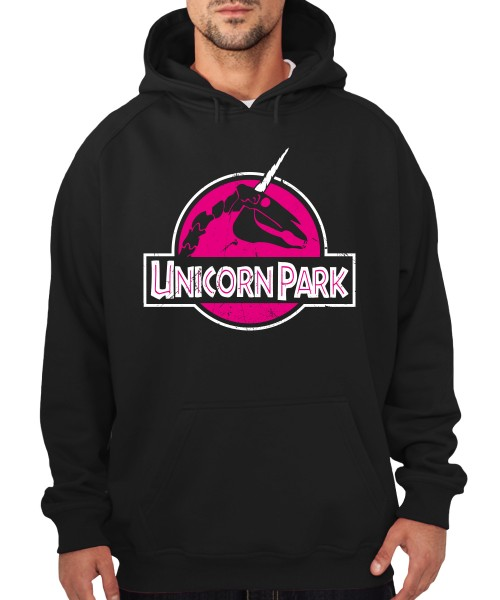 -- Unicorn Park -- Boys Kapuzenpullover
