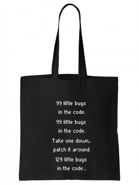clothinx Einkaufstasche Bugs in the Code