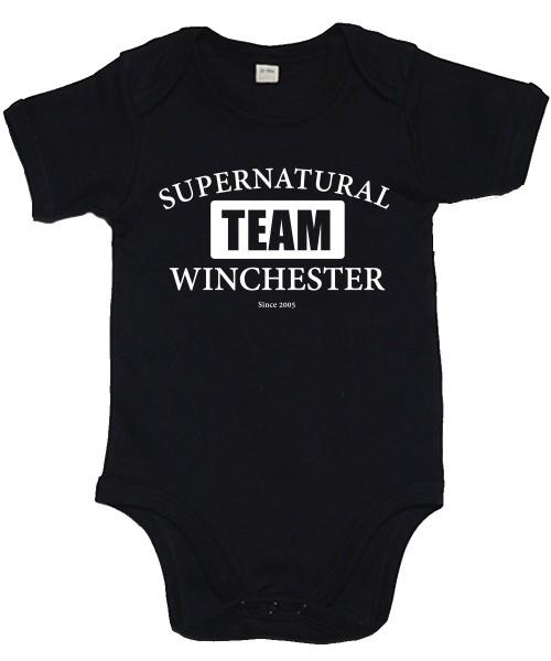 -- Team Winchester -- Babybody