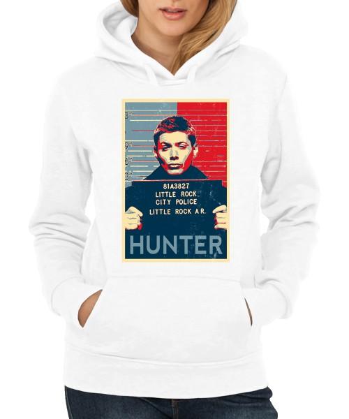 -- Hunter -- Girls Kapuzenpullover