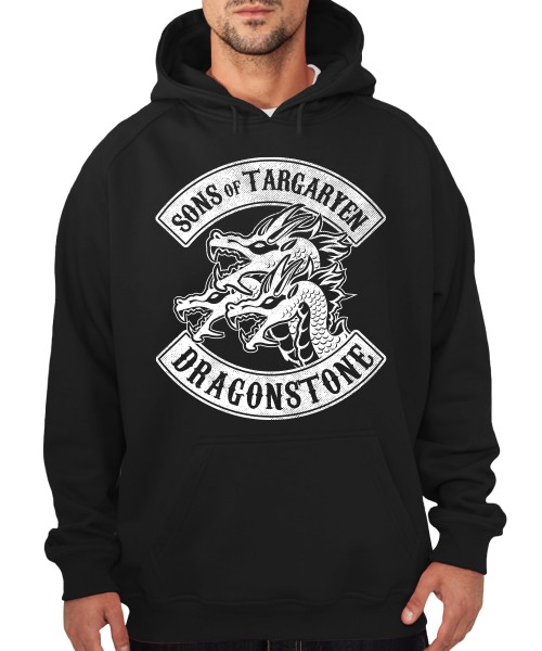 -- Sons of Targaryen -- Boys Kapuzenpullover