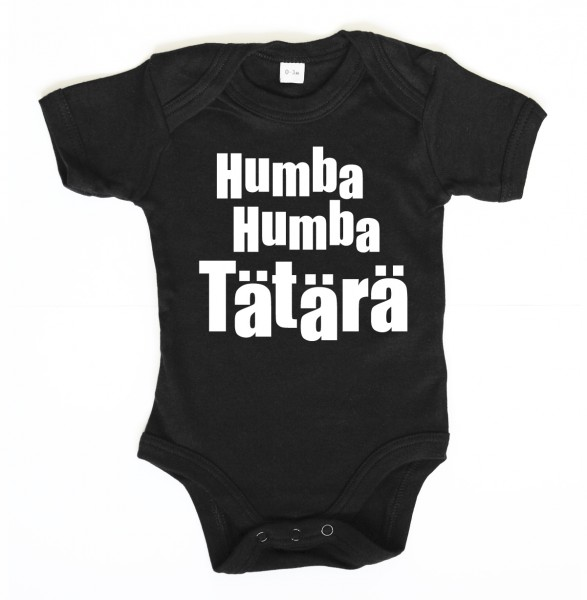 ::: HUMBA HUMBA TÄTÄRÄ ::: Baby Body für Mädchen & Jungen