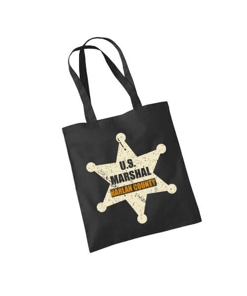 -- Harlan County Marshal -- Baumwolltasche