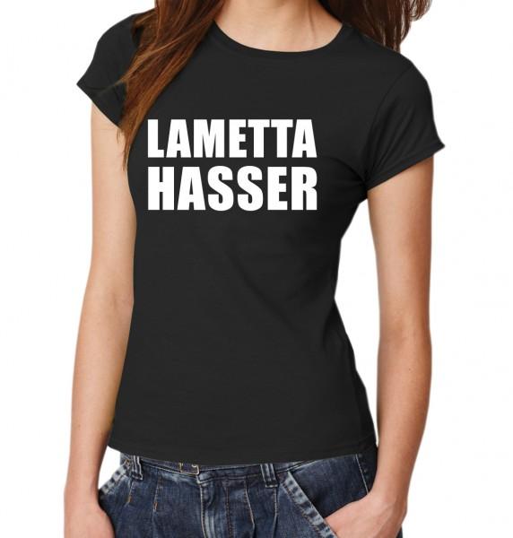 ::: LAMETTAHASSER ::: T-Shirt Damen