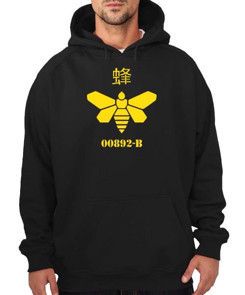 -- Meth Bee -- Boys Kapuzenpullover