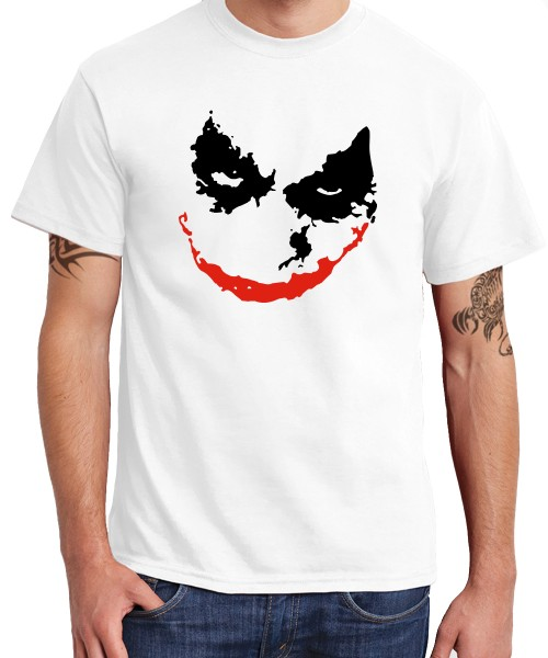 -- Why So Serious? -- Boys T-Shirt