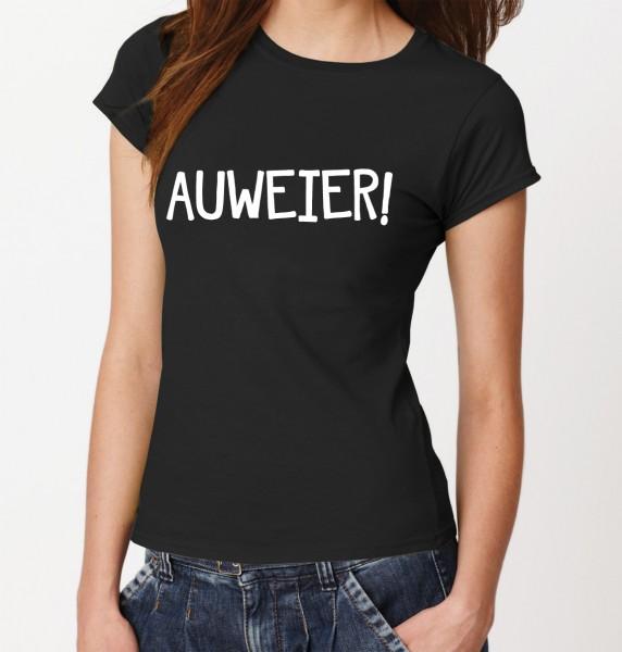 ::: AUWEIER ::: T-Shirt Damen