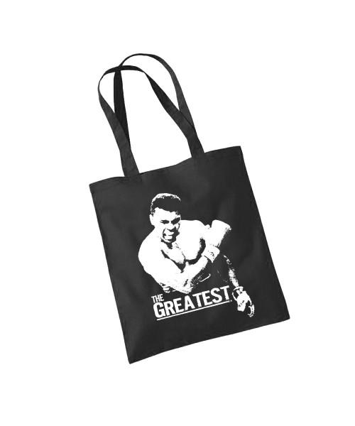 -- The Greatest -- Baumwolltasche