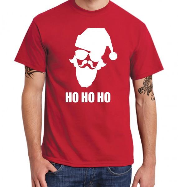 ::: HO HO HO ::: T-Shirt Herren