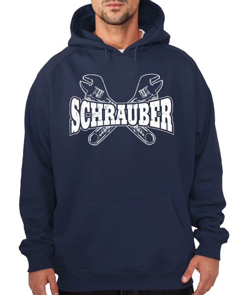-- Schrauber -- Boys Kapuzenpullover