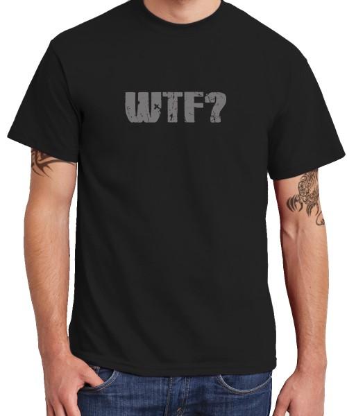 -- WTF -- Boys T-Shirt