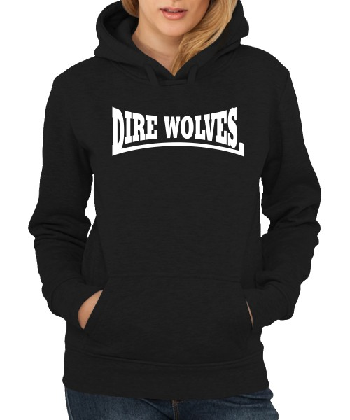 -- Dire Wolves -- Girls Kapuzenpullover